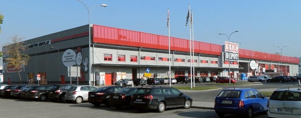 BRICO DEPOT Warszawa