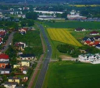 Inowrocław z podniebnego lotu [zdjęcia]