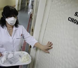Rośnie liczba zachorowań na grypę w województwie pomorskim