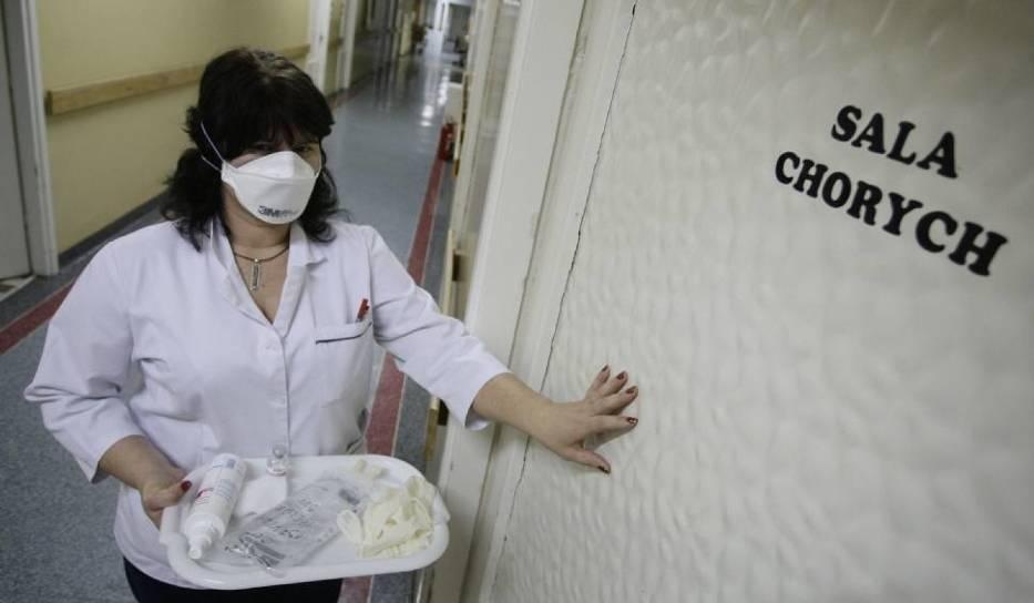 Coraz więcej choruje na grypę na Pomorzu