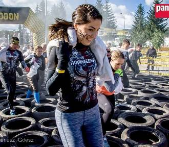 Runmageddon 2018 w Wałbrzychu. [ZOBACZ ZDJĘCIA]