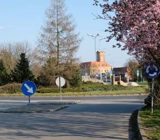 Rondo w Żarach. Od dziś utrudnienia w ruchu