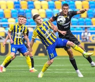 Oceny piłkarzy Arki Gdynia po porażce z GKS-em Tychy. Zawodnicy się nie popisali