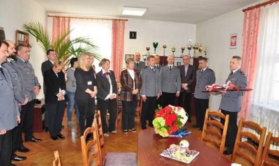 Inspektor Andrzej Mazurek odszedł na emeryturę
