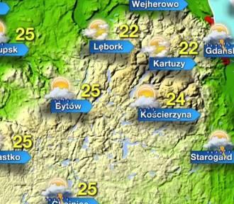 Prognoza pogody na poniedziałek [WIDEO]