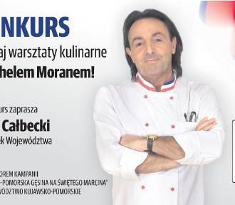 Wygraj kulinarne warsztaty z Michelem Moranem!
