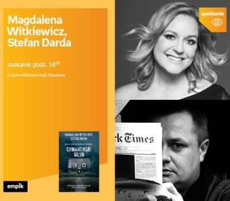 Spotkanie autorskie z Magdaleną Witkiewicz i Stefanem Dardą