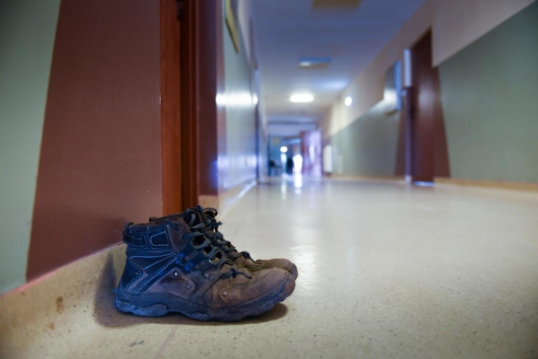 Śmierć w lokalnej noclegowni. Ciało mężczyzny leżało ponad 4 godziny w korytarzu