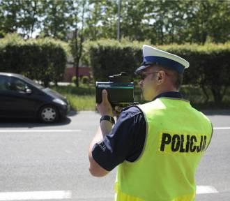 Dwóch kierowców straciło prawa jazdy pod Łowiczem za nadmierną prędkość