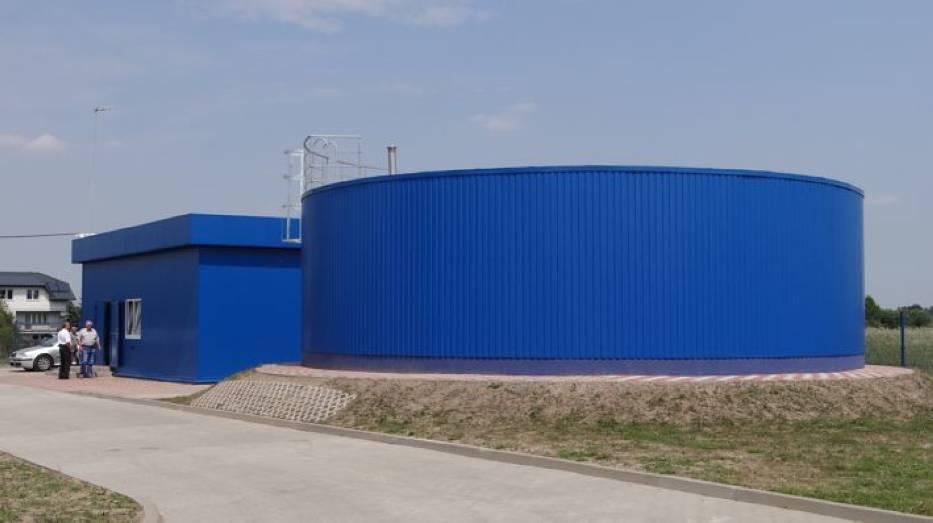 Stacja uzdatniania wody w Niewieszu