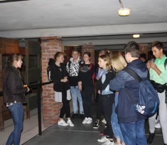 Dziadowa Kłoda: Uczniowie klas ósmych w Gross-Rosen (GALERIA)