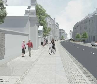 Drogowcy rozpoczynają remont ulicy Śródmiejskiej. Będą utrudnienia!