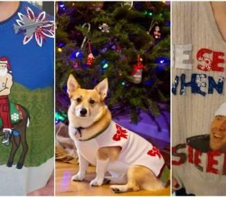 A gdyby babcia zrobiła Ci TAKI sweter świąteczny? ZDJĘCIA
