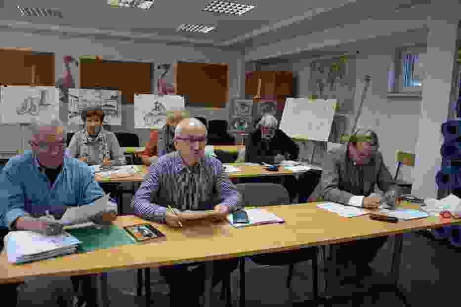 Koniec semestru w Chorzowskiej Akademii Senior