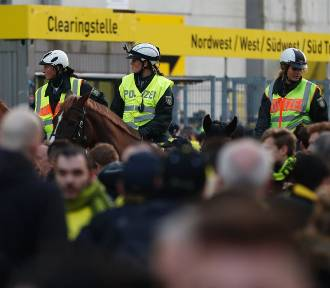 Eksplozja przy autokarze Borussii Dortmund!