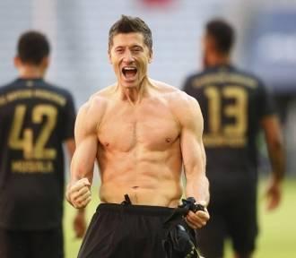 Moenchengladbach - Bayern Monachium. Robert Lewandowski już strzela!