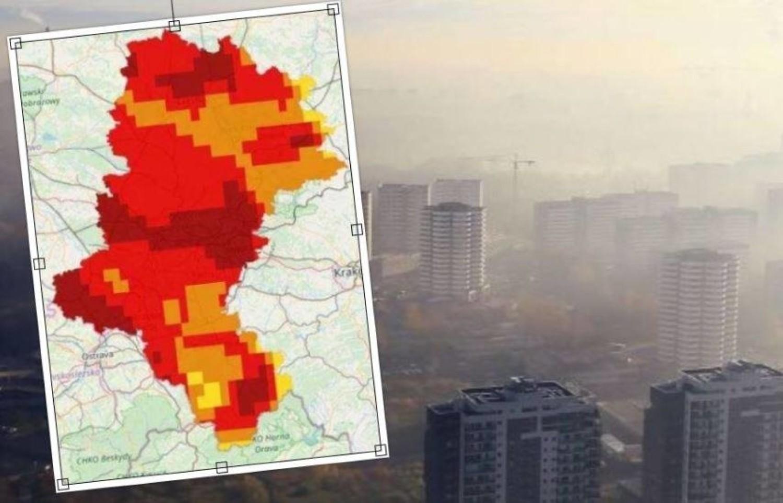 Smog na Śląsku