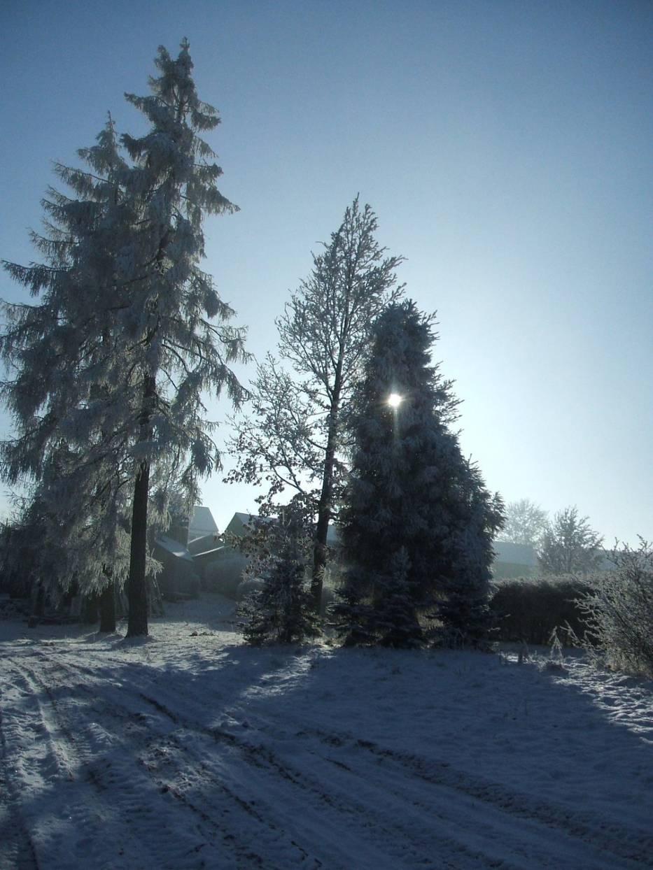 Pierwszy powiew zimy