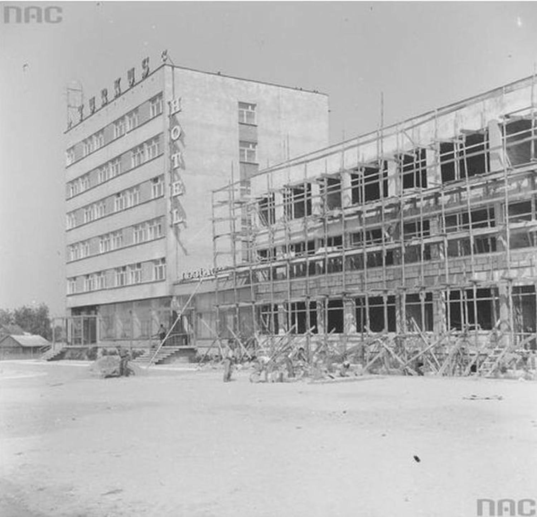 Białystok w latach 70. XX wieku - zdjęcia archiwalne