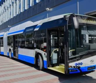 Przegubowe trolejbusy powracają po latach [zdjęcia]