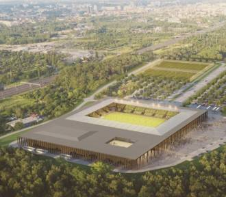 Nowy stadion miejski w Katowicach. Projekt dopiero pod koniec roku WIZUALIZACJE