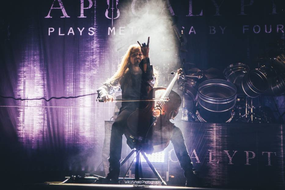 wROCK For Freedom 2018. Apocalyptica