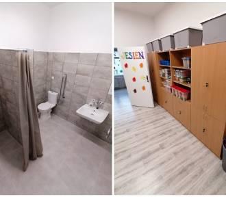 Nowa siedziba Zespołu Szkół Specjalnych w Miłkowie gotowa. Jest pięknie