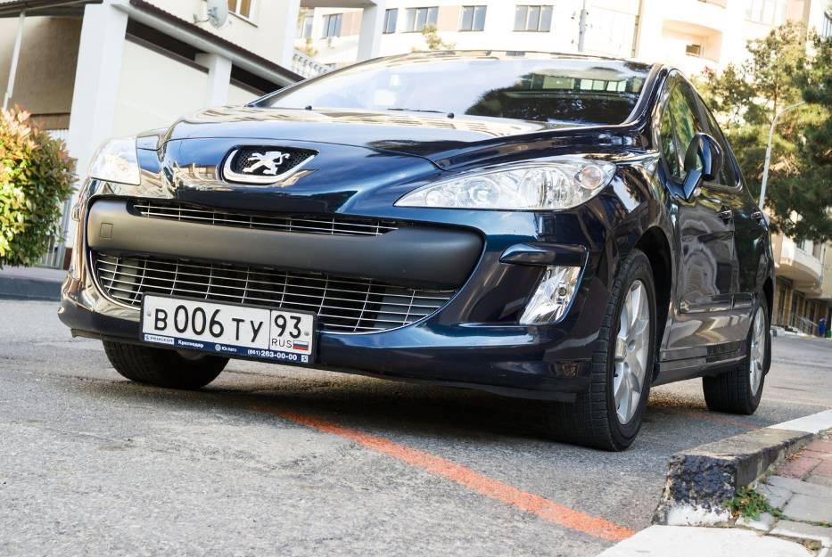 #15 Peugeot 307