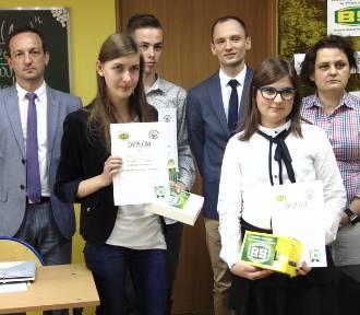 II Konkurs Wiedzy Ekonomicznej i Bankowej