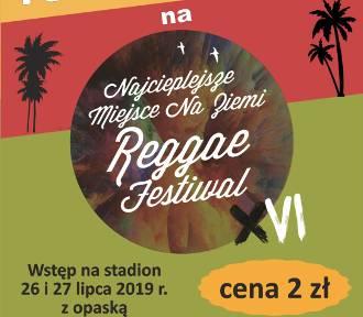 Rusza sprzedaż biletów na reggae festiwal w Wodzisławiu