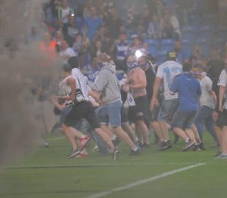 Kara dla Lecha: stadion zamknięty na osiem meczów!
