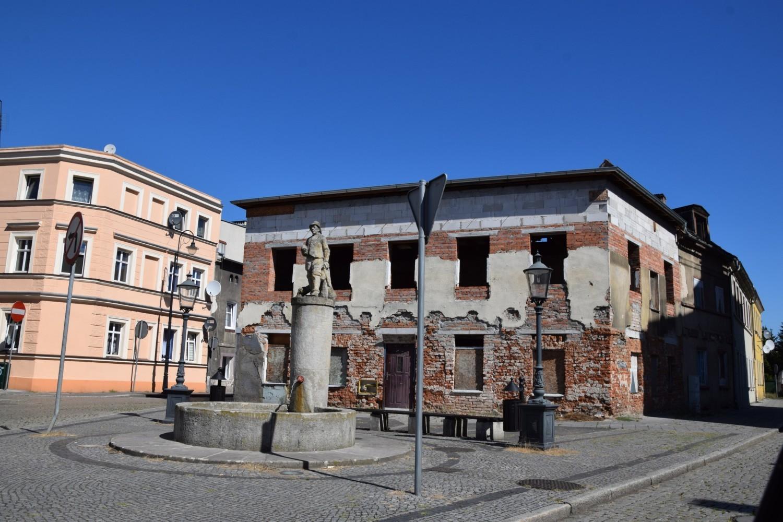 Pomnik rybaka, ul. Odrzańska