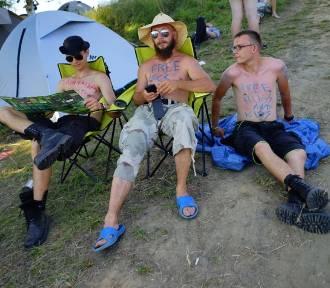Przystanek Woodstock 2017: Na polu są już tłumy. Zobacz zdjęcia z środy [GALERIA]