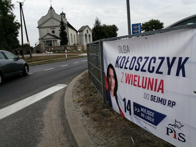 Kampania Olgi Kołoszczyk