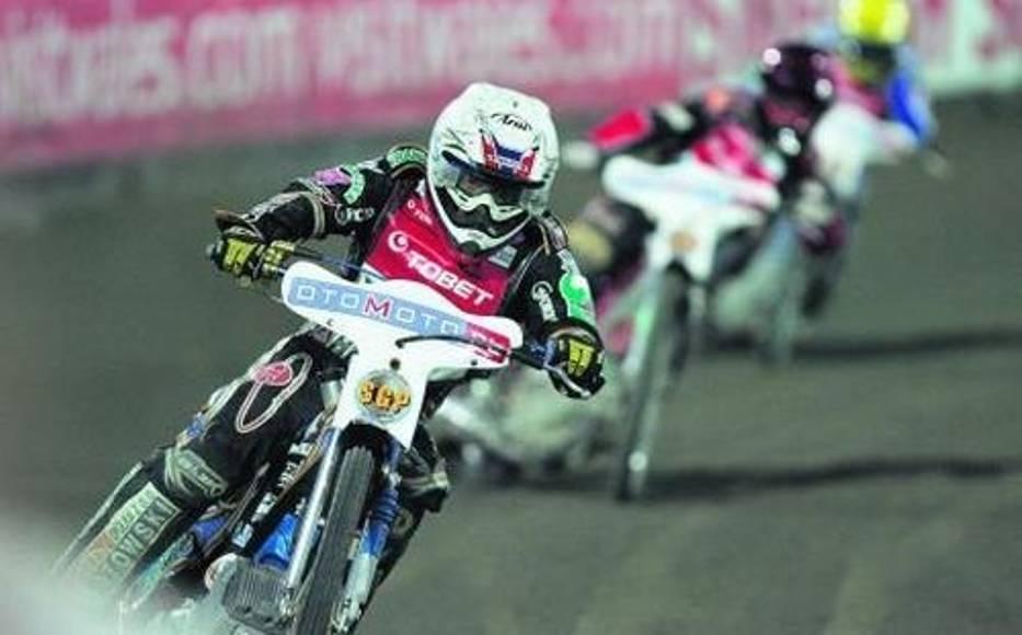 W akcji Emil Sajfutdinow, który odzyskał pozycję wicelidera Grand Prix 2009
