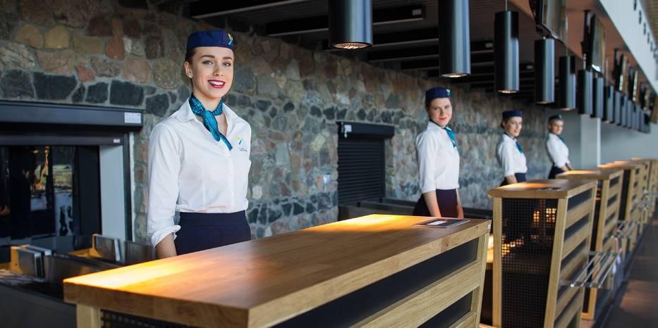 Lotnisko w Szymanach: Oficjalne otwarcie i pierwszy samolot [loty, ceny biletów, dojazd, spottersi]