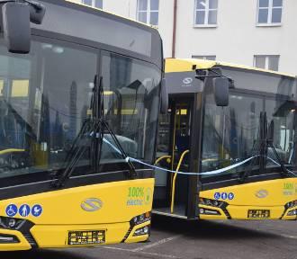 Katowice mają trzy elektryczne autobusy. Pierwszy już wyjechał w trasę ZDJĘCIA