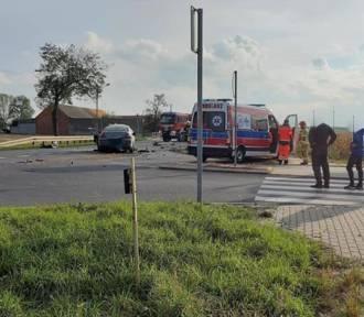 Śmiertelny wypadek na trasie Gostyń-Krobia. Młodego kierowcy nie udało się uratować