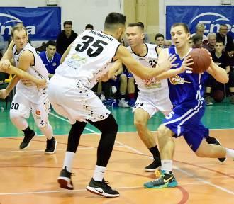 Basket Piła pewnie pokonał poznańską Pyrę [ZDJĘCIA]