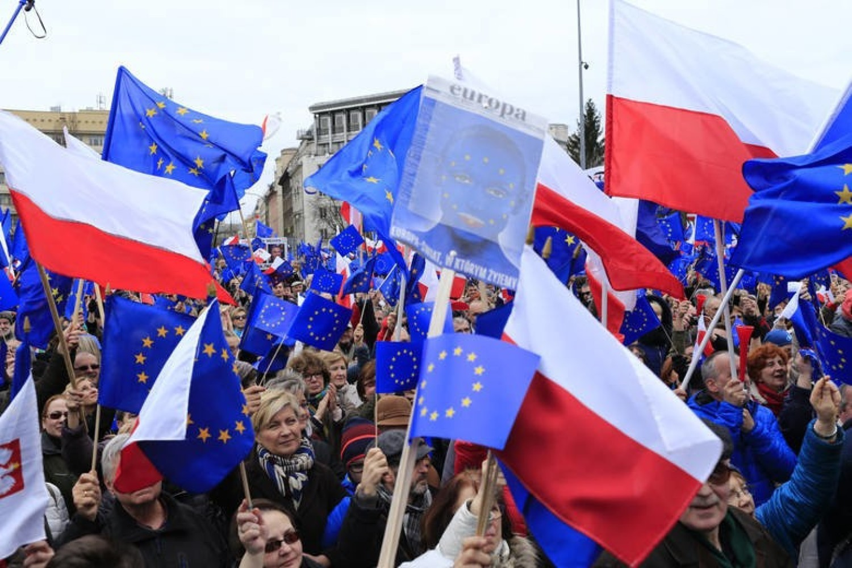 10 nowych państw w Unii Europejskiej