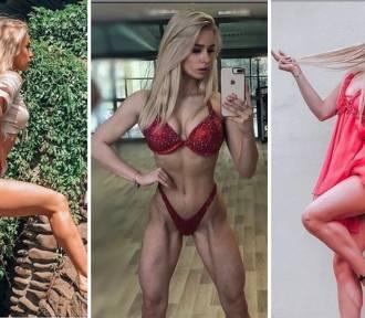 Patrycja Słaby - mistrzyni bikini fitness z Nowego Sącza