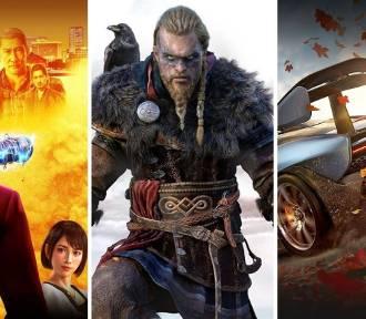 WSZYSTKIE GRY zapowiedziane na Xbox Series X