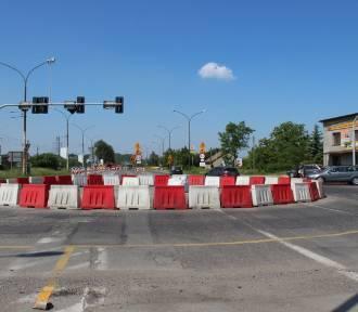 Nie będzie ronda przed Hutą Katowice. Miasto rezygnuje z budowy [FOTO]