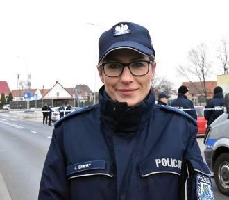 Policjant nie może być anonimowy. Na mundurze musi mieć nazwisko