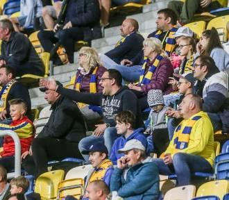Kibice na meczu Arka Gdynia - Widzew Łódź. Znajdźcie się na zdjęciach! GALERIA