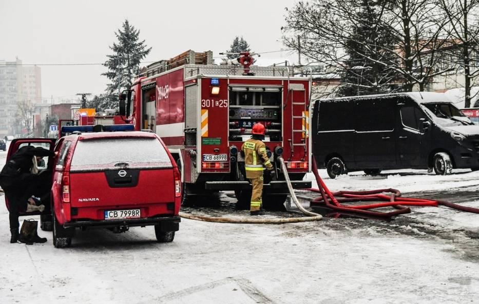 Od lat strażak jest w czołówce zawodów darzonych największym zaufaniem i szacunkiem społecznym
