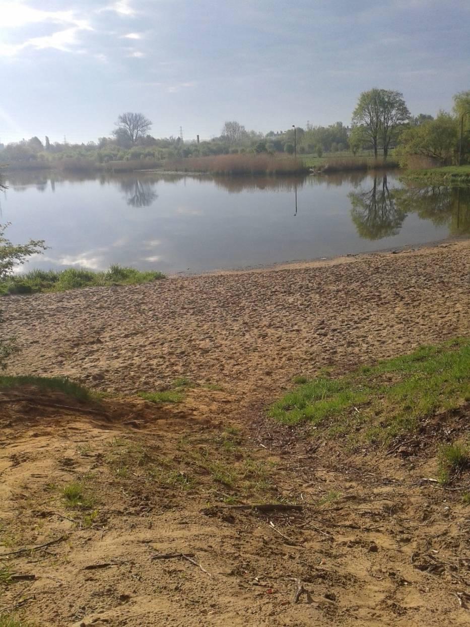 Jeziorko na Sadybie