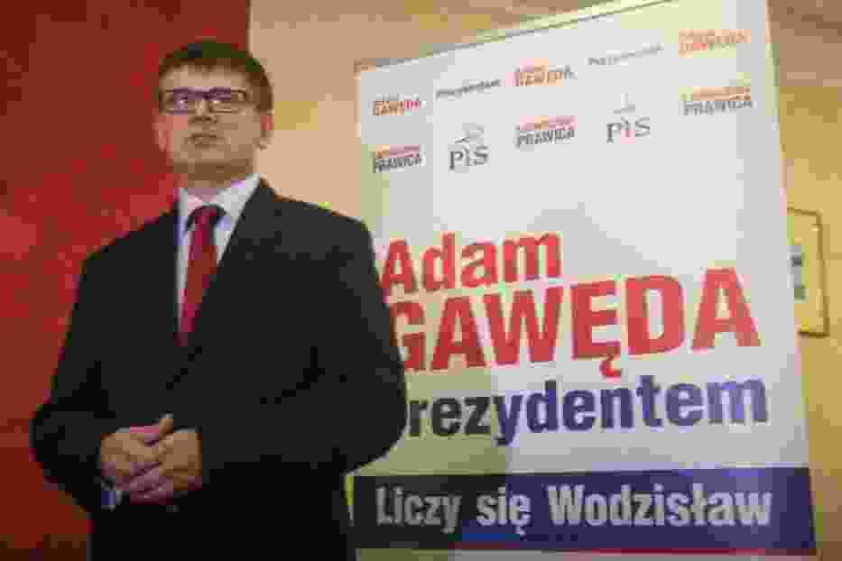 Wybory 2014 w Wodzisławiu Śl.