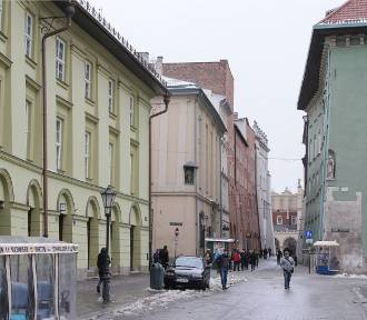 Kraków. Miasto przebuduje ulicę Sienną. Na prace zarezerwowano ponad 2 mln zł