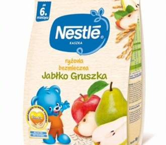 Nie dawajcie tego dzieciom! Ostrzeżenie GIS w sprawie kaszek Nestle